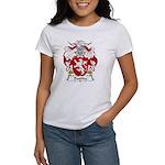 Bastida Family Crest Women's T-Shirt