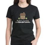 Home Sweet Homeschool Black T-Shirt