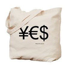 Cute Billionaires Tote Bag