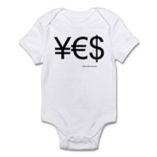 Unique Billionaires Infant Bodysuit