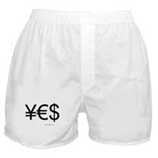 Cute Billionaire Boxer Shorts