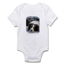Border Collie-3 Infant Bodysuit
