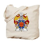 Barri Family Crest Tote Bag