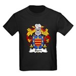 Barri Family Crest Kids Dark T-Shirt