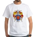 Barri Family Crest White T-Shirt