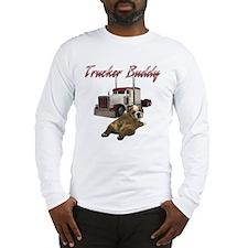 Trucker Buddy Long Sleeve T-Shirt