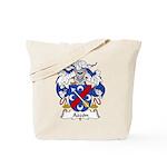 Azcon Family Crest Tote Bag