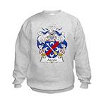Azcon Family Crest Kids Sweatshirt