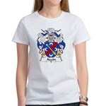 Azcon Family Crest Women's T-Shirt