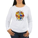 Azcarate Family Crest Women's Long Sleeve T-Shirt