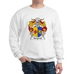 Azcarate Family Crest Sweatshirt