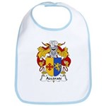 Azcarate Family Crest Bib