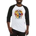 Azcarate Family Crest Baseball Jersey
