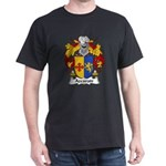 Azcarate Family Crest Dark T-Shirt