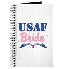 Star USAF Bride Journal