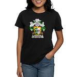 Artinano Family Crest Women's Dark T-Shirt