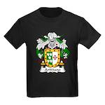 Artinano Family Crest Kids Dark T-Shirt