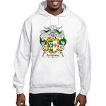 Artinano Family Crest Hooded Sweatshirt