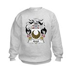Artal Family Crest Kids Sweatshirt