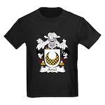 Artal Family Crest Kids Dark T-Shirt