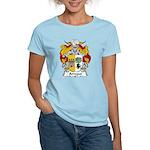 Arregui Family Crest Women's Light T-Shirt