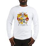 Arregui Family Crest Long Sleeve T-Shirt