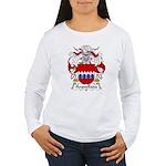 Arquellada Family Crest Women's Long Sleeve T-Shir