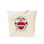 Arquellada Family Crest Tote Bag