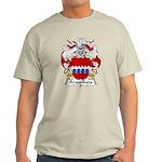 Arquellada Family Crest Light T-Shirt
