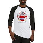 Arquellada Family Crest Baseball Jersey