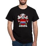 Arquellada Family Crest Dark T-Shirt