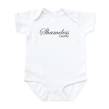 Shameless Infant Bodysuit