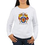 Arizmendi Family Crest  Women's Long Sleeve T-Shir