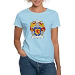 Arizmendi Family Crest  Women's Light T-Shirt