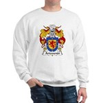 Arizmendi Family Crest  Sweatshirt