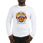 Arizmendi Family Crest  Long Sleeve T-Shirt