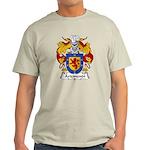 Arizmendi Family Crest  Light T-Shirt
