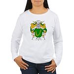 Arana Family Crest Women's Long Sleeve T-Shirt