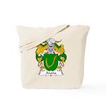 Arana Family Crest Tote Bag