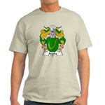 Arana Family Crest Light T-Shirt