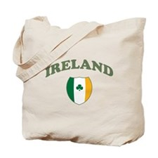 Ireland Sporty Logo Tote Bag