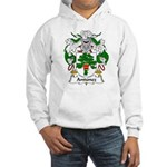 Antunez Family Crest Hooded Sweatshirt