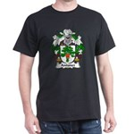 Antunez Family Crest Dark T-Shirt