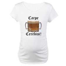Seize the Beer! Maternity T-Shirt