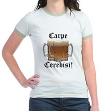 Seize the Beer! Jr. Ringer T-Shirt
