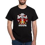 Anguita Family Crest Dark T-Shirt