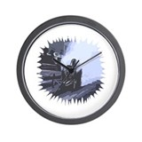 Cool Denise Wall Clock