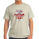 Alberas Family Crest Light T-Shirt