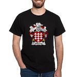 Alberas Family Crest Dark T-Shirt