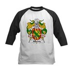Albeniz Family Crest Kids Baseball Jersey